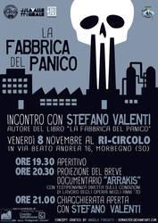 La Fabbrica del Panico by Domaster