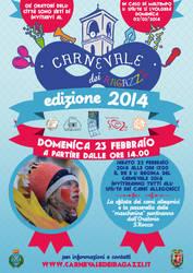 Carnevale dei Ragazzi 2014 by Domaster
