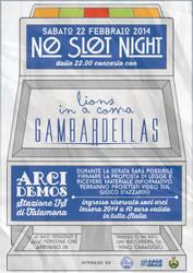 No Slot Night by Domaster