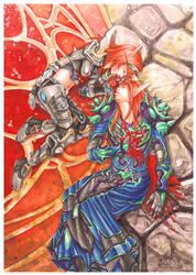 Die With Honor Horde Wariors by GhoulSoul