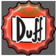 Duff Bottlecap by scottalynch
