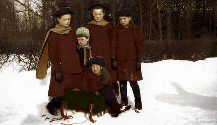 winter OTMAA by GuddiPoland