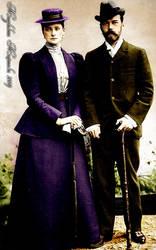 Nicholas and Alexandra by GuddiPoland