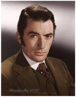 Gregory Peck by GuddiPoland
