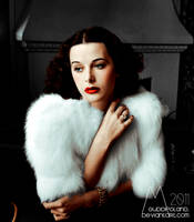 Hedy Lamarr by GuddiPoland