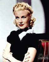 Ginger Rogers by GuddiPoland