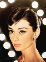 Miss Hepburn by GuddiPoland