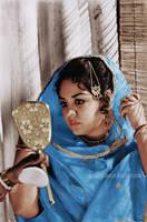 Farida Jalal by GuddiPoland