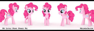 Pinkie Pie by Rivenchan