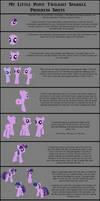 Twilight Sparkle Process by Rivenchan