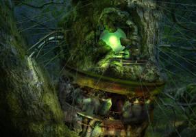 secret of the forest V by indojo