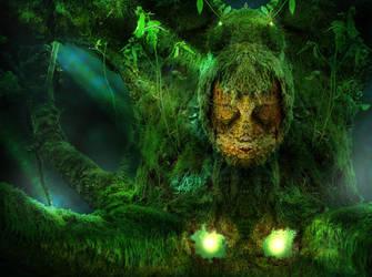 deep inside the jungle by indojo