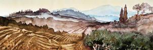 tuscany III by indojo