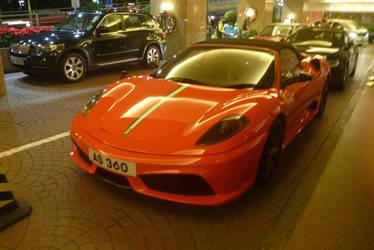 Scuderia Ferrari by synersignart