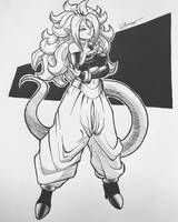 Android 21 by jmaserrano
