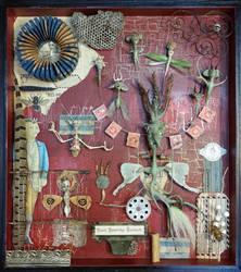 Assemblage: Medusa by bugatha1