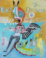 Outsider Art: Distress by bugatha1