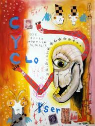 Cyclopser by bugatha1