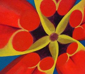 Passion Flower by Denita