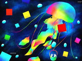 Jellyfish by AAndulce