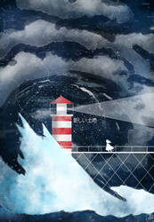 Lighthouse by AAndulce