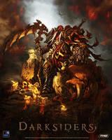 Darksiders: BZero by emreargunsah