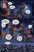 SONIC RETOLD - Issue 1, Page 3 by glitcher