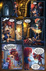 COMM: Monarch's Nightmare by glitcher