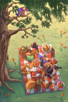 COMM: Summer Picnic by glitcher