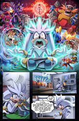 SONIC RETOLD - Issue 2, Page 6 by glitcher