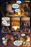 SONIC RETOLD - Issue 2, Page 8 by glitcher