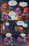 SONIC RETOLD - Issue 2, Page 9 by glitcher