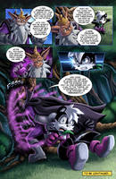SONIC RETOLD - Issue 2, Page 26 by glitcher
