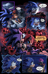 SONIC RETOLD - Issue 3, Page 11 by glitcher