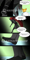 [UNDERTALE] Detour Pg 12 by Maxx2DXtreame
