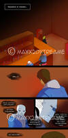 [UNDERTALE] Detour Pg 13 by Maxx2DXtreame