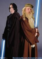 Hogwarts Jedi Knights by HermioneHecate