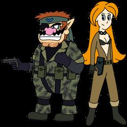 Request: Metal Gear Wario by WarioSuperstar