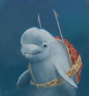 Battle Beluga by BeakBonk