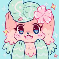 Icon: Kyuochii by spikedpeach