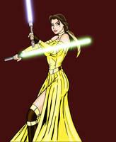 Jedi Belle by NightingaleHale