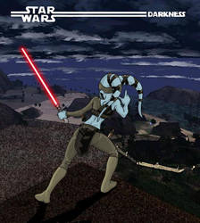 Jedi Aayla Secura by merghamet