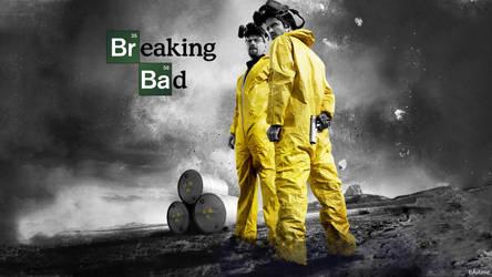 Breaking Bad Wallpaper by bAstimc