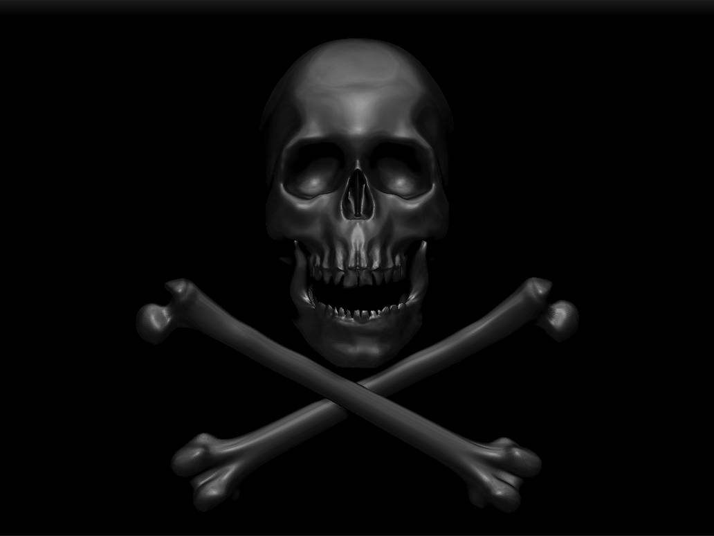 Skull And Bones by quasimetaphysical