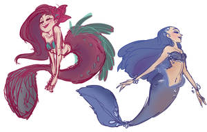 Merms by snarkies