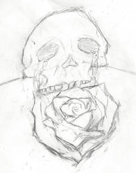 Red Roses by Grimmyponies
