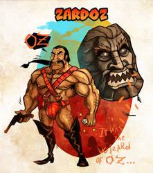 ZARDOZ by Garvals