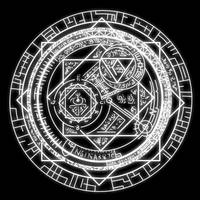 my magic circle 1(edit) by hoyeechun