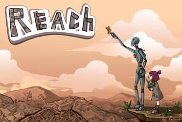 Reach - Game illustration by Kejlynda