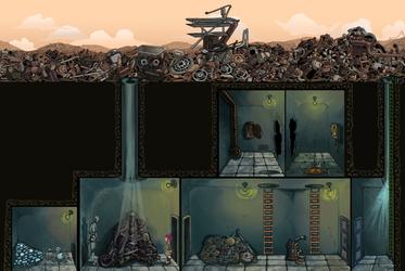 Reach - 1st level illustration by Kejlynda